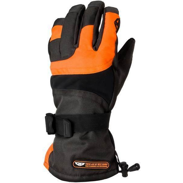 Sam Gloves Orange