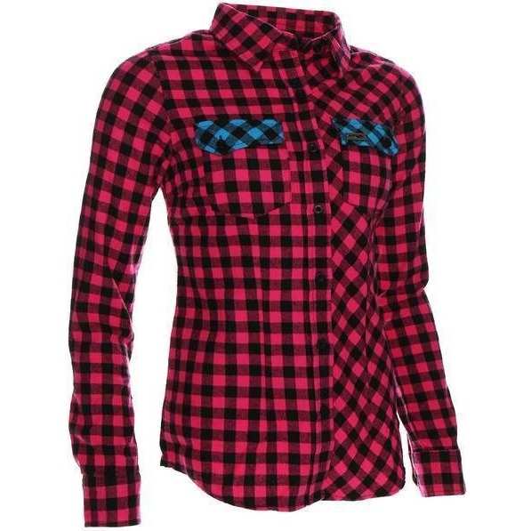Košile Flannel Ladies´ Magenta