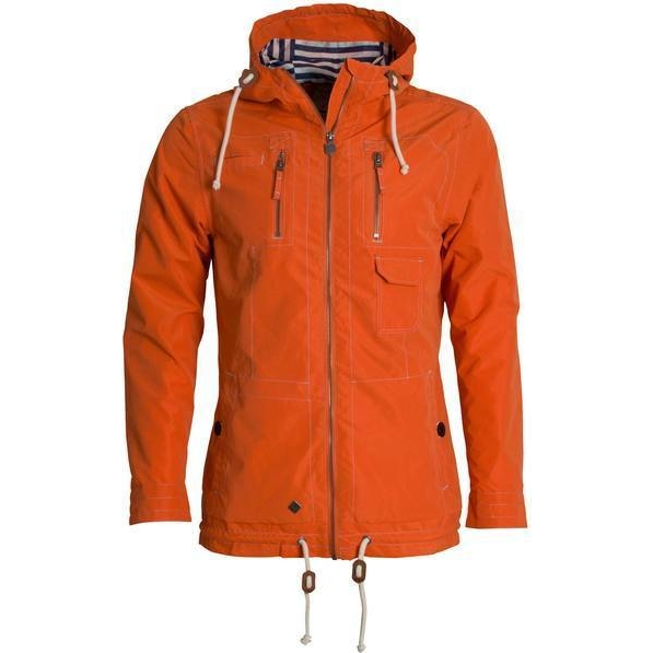 Drizzle Jacket Men´s Orange
