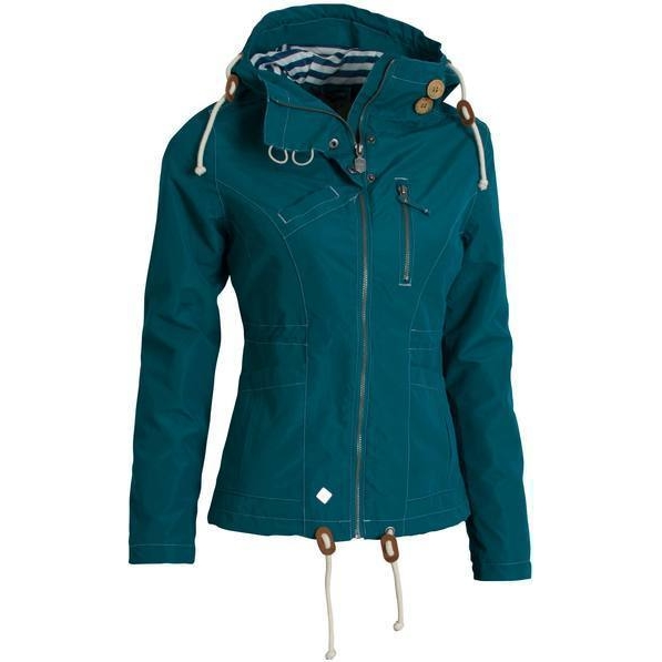 Větrovka Drizzle Jacket Ladies´ Blue