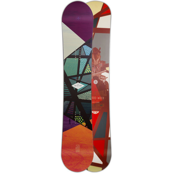 Snowboard Buitre Freestyle