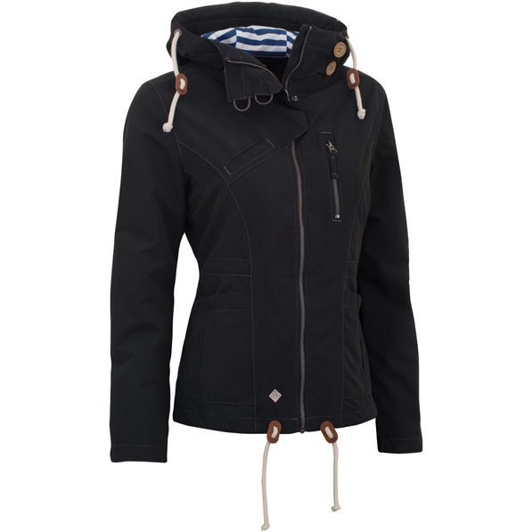 Větrovka Drizzle Jacket Ladies´ Dark