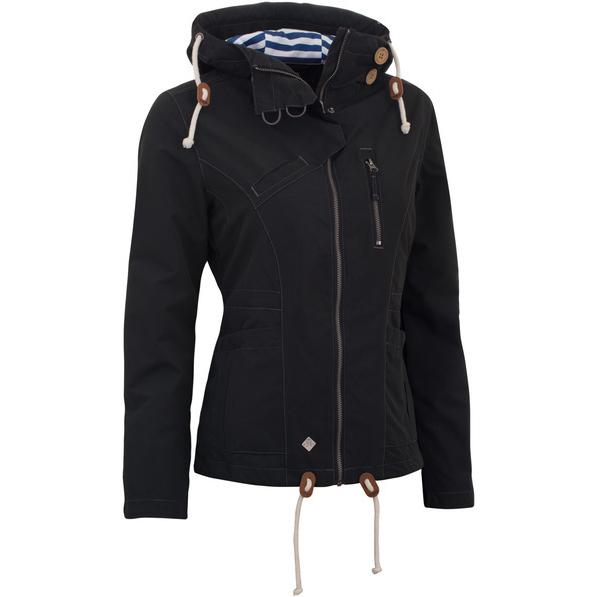 Větrovka Drizzle Jacket Ladies´ Dark
