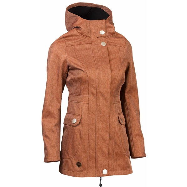 Softshellový kabát Urbem Concha Ginger Chica 79beeed9e91