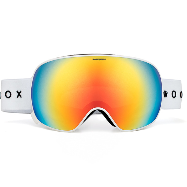 Opticus Opulentus White/Re