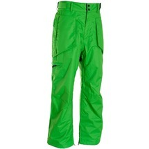 Powder Mens´ Pants Green