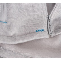 Tune Fleece Zip Ash