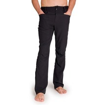 Stretched Men´s Pants Black