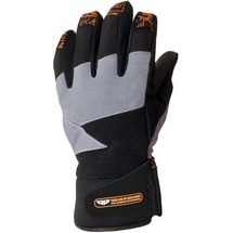 Tony Gloves Grey