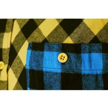 Košile Flannel Rider Yellow
