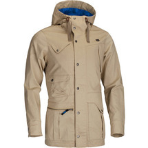 Quentin Men´s  Parka Jacket Sand