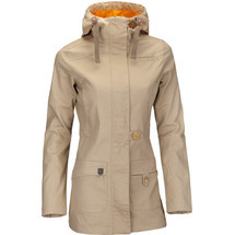 Nella Ladies´Parka Jacket Sand