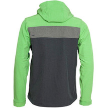 Greenhorn Men´s Softshell Black/green