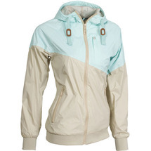 Větrovka Streetshell Ladies´ Lightblue