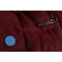 Fog Twill Ladies´ Jacket Red
