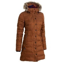 Kabát Wintershell Ladies´ Coat Oragne