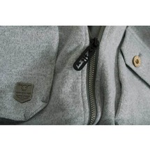 Softshellová bunda Woolshell Men´s Jacket Grey