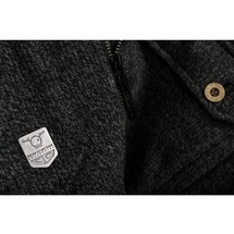 Softshellová bunda Woolshell Men´s Jacket Dark