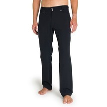 Stretched Men´s Pants Dark