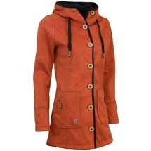 Woolshell Ladies´ Button Orange