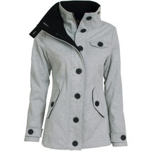 Woolshell Ladies´ Jacket Grey
