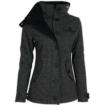 Woolshell Ladies´ Jacket Dark
