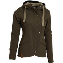 Softshellová bunda Spectacular Ladies´ Softshell Brown