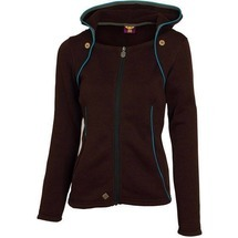 Tune Fleece Ladies´ Hood Brown