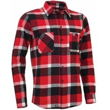 Košile Flannel Rider Men´s Fiery