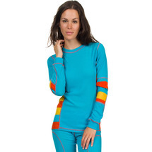 Bodyheat Ladies´ Long Sleeve Azure