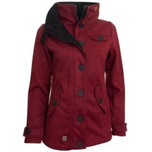 Woolshell Ladies´ Jacket Red