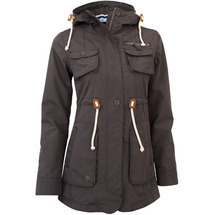 Drizzle Parka Ladies´ Grey