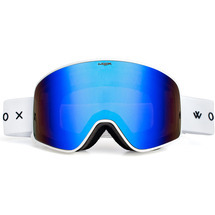 Opticus Temporarius White/Blu