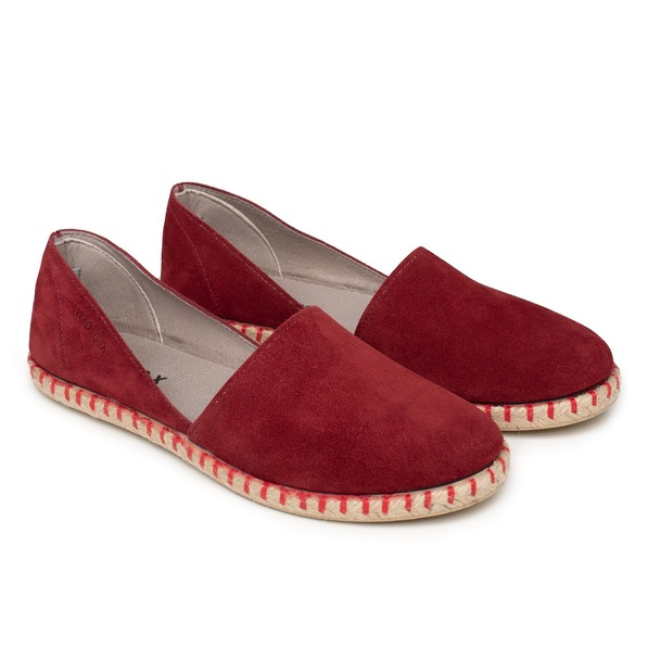 Espadrilky Via Apex Purpurea